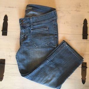 Old Navy Diva  Capri Jeans Sz 10